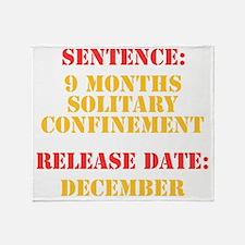Release Date: December Throw Blanket