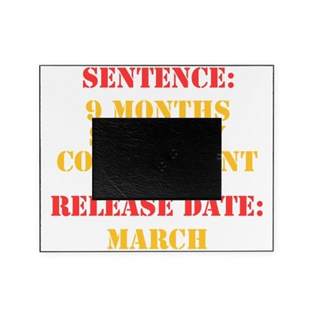 Release Date: March Picture Frame