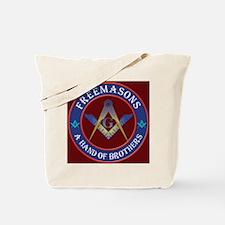 3 x 5 rug For Freemasons. Tote Bag
