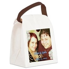 Chaz Canvas Lunch Bag