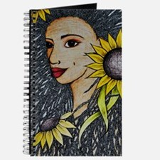 Summer Sunflower Journal