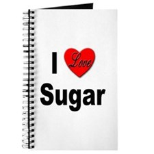 I Love Sugar Journal