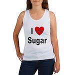 I Love Sugar Women's Tank Top