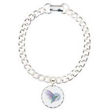 Hummingbird Art Bracelet
