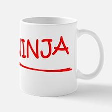Job Ninja Software Eng Mug