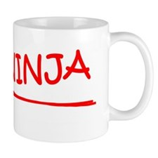 Job Ninja Seamsress Mug