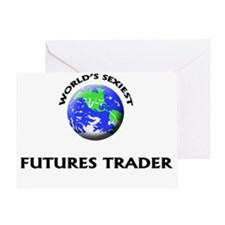 World's Sexiest Futures Trader Greeting Card