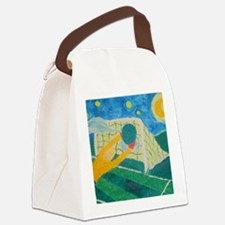 Soccer Dream Keeper Canvas Lunch Bag
