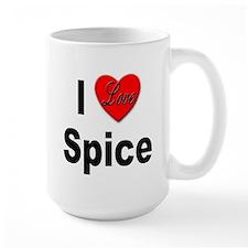 I Love Spice Mug