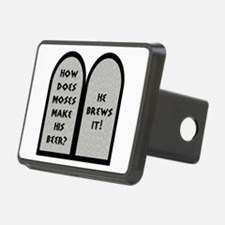 Moses Beer Pun Hitch Cover