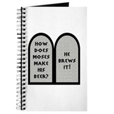 Moses Beer Pun Journal