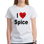 I Love Spice (Front) Women's T-Shirt