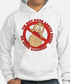 No Nuts Allowed Hoodie