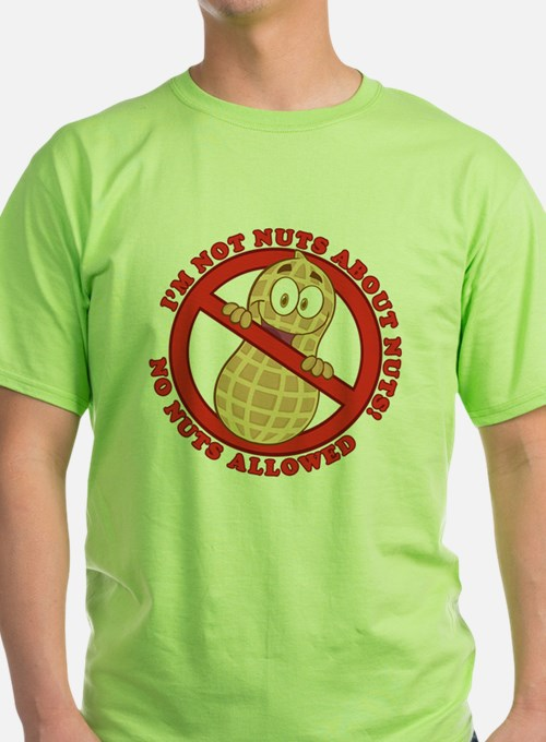 No Nuts Allowed T-Shirt