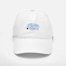 """Theater Diva"" [blue] Baseball Baseball Cap"
