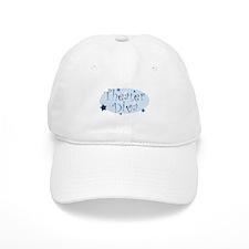 """Theater Diva"" [blue] Baseball Cap"