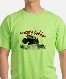 Grocery Getter. T-Shirt