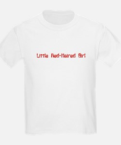 RED-HAIRED GIRL T-Shirt