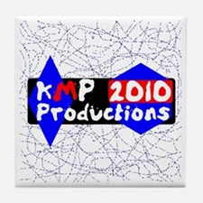 kmp 2010 Productions Tile Coaster