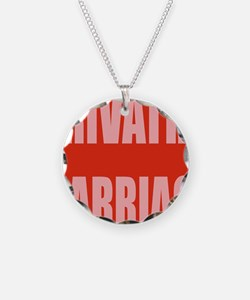 privatize marriage Necklace