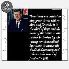John F. Kennedy Puzzle