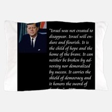 John F. Kennedy Pillow Case