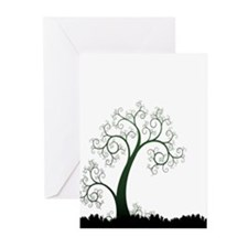 Tree Greeting Cards