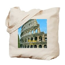 Rome_5X7_Card_v2_Colosseum Tote Bag