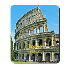 Rome_5X7_Card_v2_Colosseum Mousepad
