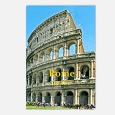 Rome_5.415x7.9688_iPadSwi Postcards (Package of 8)