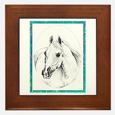 Classic Arabian Framed Tile