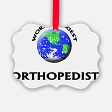 World's Sexiest Orthopedist Ornament