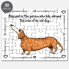Old dog Love Puzzle