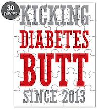 Diabetes Butt Since 2013 Puzzle
