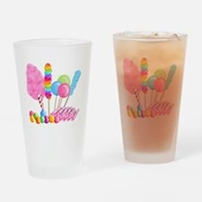Candy Circus Drinking Glass