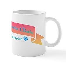 massage therapists blue heart Mug