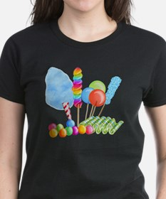 candy circus boy- png Tee