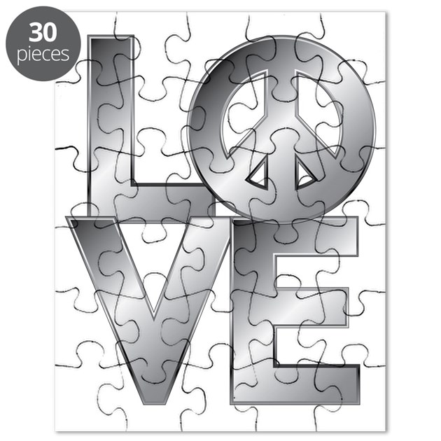 peace coloring pages puzzle - photo#14