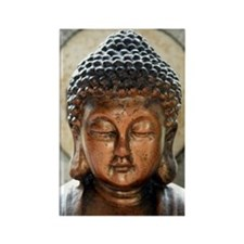 Buddha Blessing Rectangle Magnet