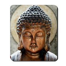 Buddha Blessing Mousepad