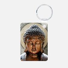 Buddha Blessing Keychains