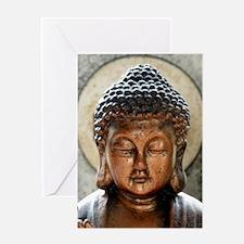 Buddha Blessing Greeting Card