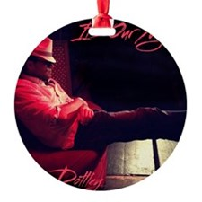 It's Our Night logo Ornament
