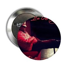 """It's Our Night logo 2.25"""" Button"""