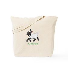 His Little Lamb Diaper/Tote Bag