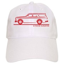 Amazon Combi red Baseball Cap