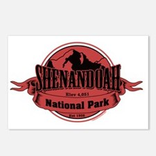 shenandoah 3 Postcards (Package of 8)