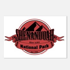 shenandoah 5 Postcards (Package of 8)