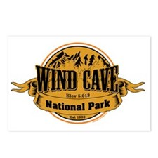 wind cave 2 Postcards (Package of 8)