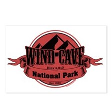 wind cave 5 Postcards (Package of 8)